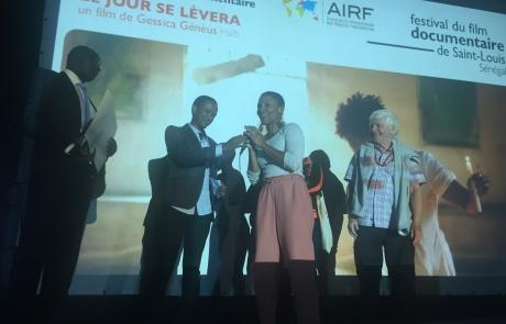 Douvan jou ka leve récompensé au Sénégal