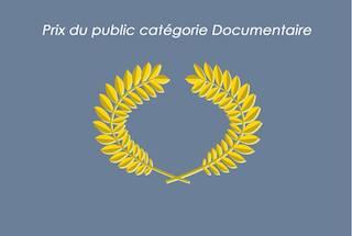 Prix du public pour le meilleur documentaire décerné à Libre de Michel Toesca !