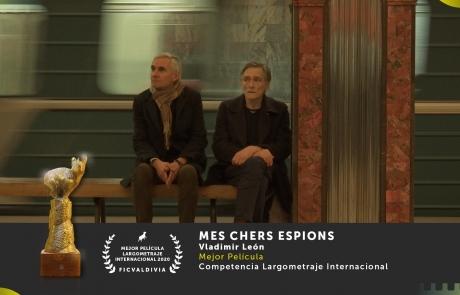Mes chers espions – meilleur long-métrage international au festival de Valdivia