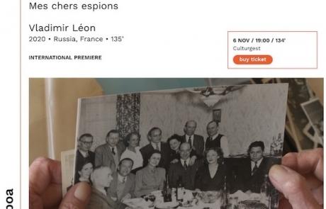 Mes chers espions – DocLisboa 2020